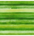 Beautiful green seamless knitted pattern vector image vector image