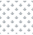 material 3d printing pattern seamless vector image vector image