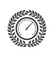 Racing motorsport symbol vector image