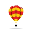 Air Balloon Cartoon vector image vector image
