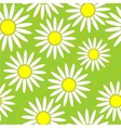 Seamless grunge flower texture 523 vector image vector image