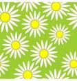Seamless grunge flower texture 523 vector image