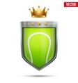 Premium symbol of Tennis vector image vector image