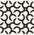 seamless geometric pattern - modern stylish vector image vector image