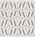 Tribal seamless pattern with dragon