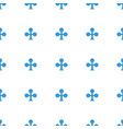 clubs icon pattern seamless white background vector image vector image