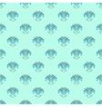 Sea flowers vector image vector image