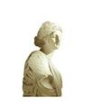statue vector image