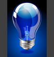 light- bulb vector image vector image
