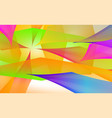 multicolored background gradient abstract space vector image vector image