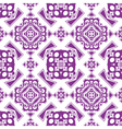 purple seamless vector image vector image