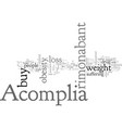 acomplia a weight loss drug to cure obesity vector image vector image