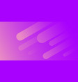 lilac background in flat design vector image vector image