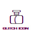 parfume icon flat vector image vector image