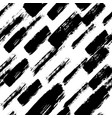 painted pattern irregular brush strokes vector image vector image