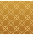 Seamless background in Arabic style vector image vector image