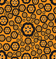 seampless pattern vector image