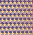Cube Pattern background vector image vector image