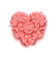 happy valentines day romantic creative template vector image vector image