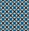 Geometry cute seamless pattern vector image vector image