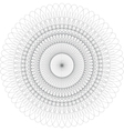 Guilloche rosette background texture It can be vector image vector image