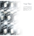 geometrical abstract vector image vector image