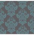 Vintage Classic Damask acanthus leaf ornament vector image vector image