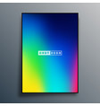abstract gradient texture design for background vector image vector image