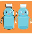 BottleBoy vector image vector image