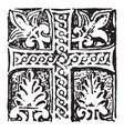 anthemion is a motif in decorative art vintage