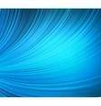Brightly blue curtain background vector image