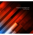 Abstract lined background vector image vector image