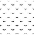 atack avia team pattern seamless vector image vector image