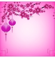 Chinese background vector image