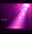 Concept light background vector image vector image