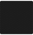 Perforation dark background vector image vector image