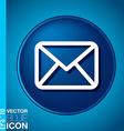 Postal envelope e-mail symbol icon envelope