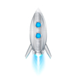 Rocket Space Ship vector image vector image