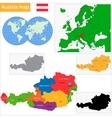 Austria ma vector image vector image