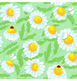 Spring seamless vector image