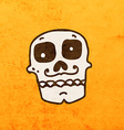 Day of the Dead Cartoon vector image vector image