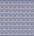 retro lace trim seamless pattern background vector image vector image