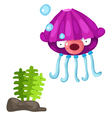 a Jellyfish vector image vector image