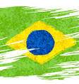 Brazil Summer 2014 Water Color Background vector image