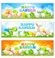 Easter banners vector | Price: 5 Credits (USD $5)