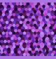 pentagon pattern seamless vector image vector image