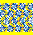 geometric abstract seamless pattern waves beams vector image vector image