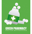 pharmacy design vector image