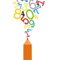 Education academic trainning and science vector image