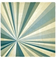 retro colors striped old background vector image